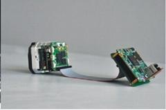 Multi-function IR thermal camera core
