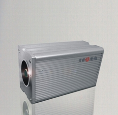 Cooled zoom IR camera core series