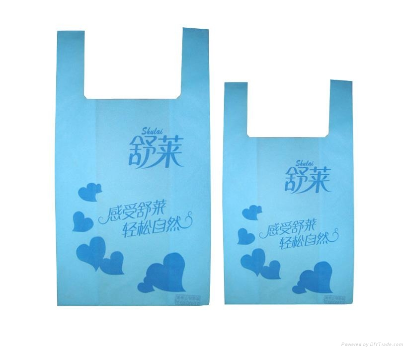 超市環保袋 超市購物袋 超市手提袋 超市無紡布袋 超市背心袋 2