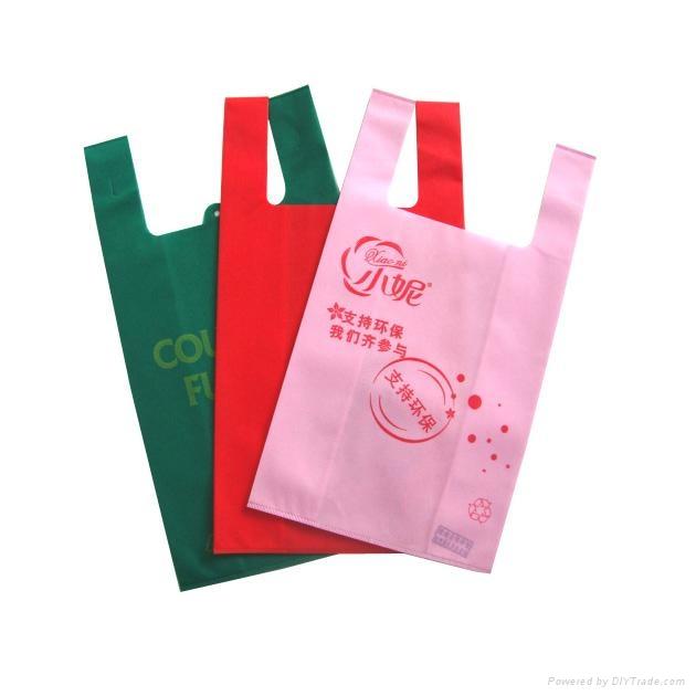 超市環保袋 超市購物袋 超市手提袋 超市無紡布袋 超市背心袋 5