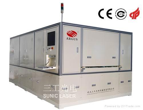全自动识别激光刻膜机+优质激光刻膜机 3