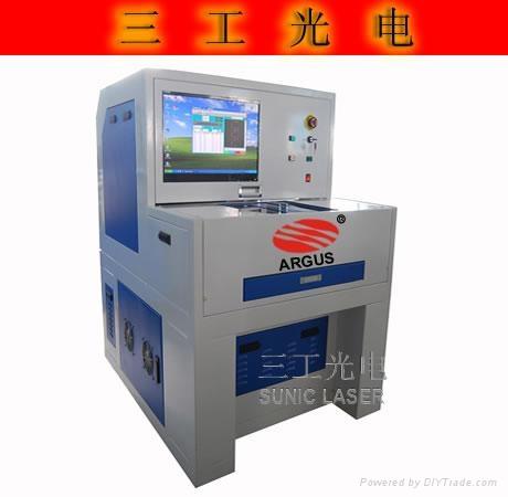 YAG激光划片机,半导体激光划片机+划片机价格 2