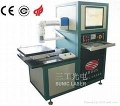 光纤激光划片机+太阳能激光划片