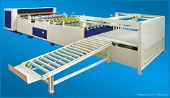 PLC控制单瓦生产线