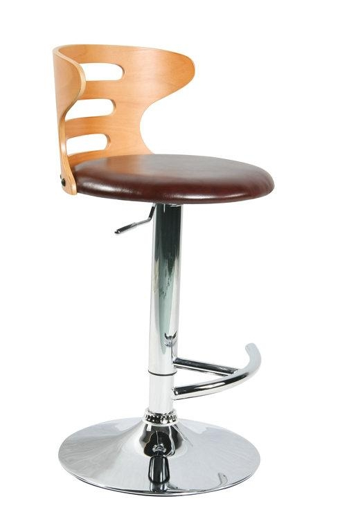 Wooden Back Barstool Sd 2019 China Leisure Furniture