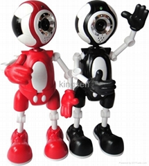 Gift toys cartoon webcam