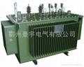 10KV級油浸式非晶合金變壓器