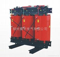 廣西環氧澆注干式變壓器