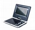 Tian Jiao Shun7.5 Inch Portable DVD Player 1