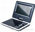 Hot Selling 7.5 Inch Portable DVD Player 1
