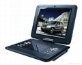 13.3 Inch Portable DVD Player with Game