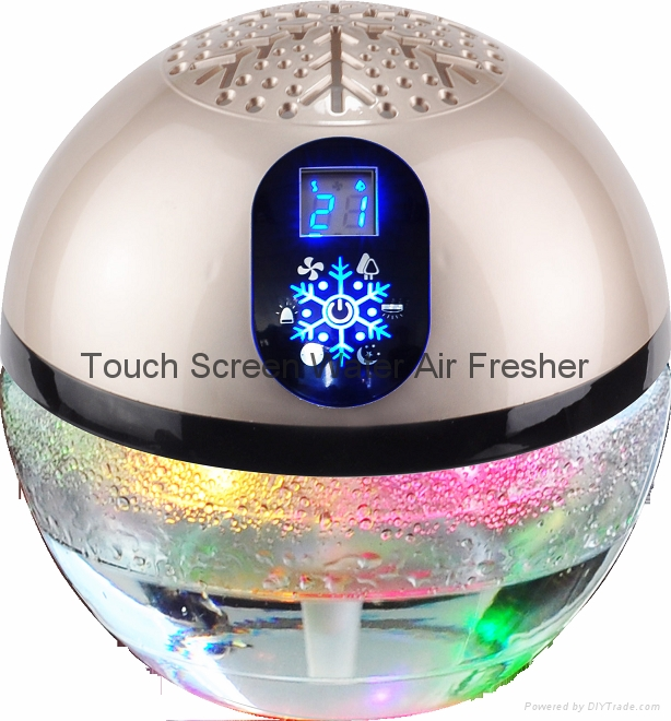 Touch Screen Anion Water Air Freshener Kj 167 Funglan