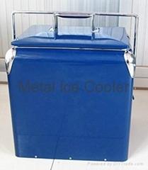 Metal Ice Cooler