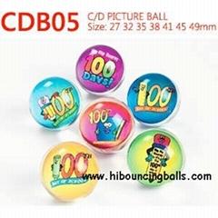 Custom Bouncy Balls