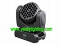 professional stage light/36*5W LED Moving Head Beam YK-120