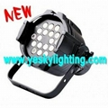 18*5W LED PAR RGB 3 in 1 colors YK-210