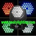 36*10W 4 in 1 LED Moving Head Wash 380W YK-115