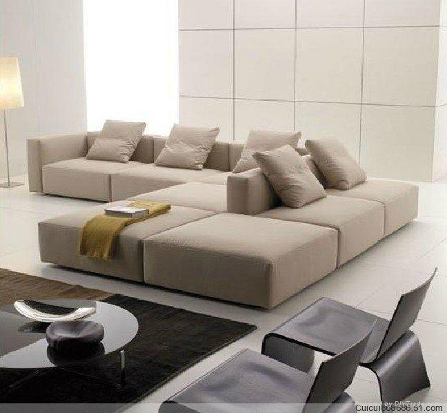 Modern Livingroom Fabric Sofa SetYH S003 YH s04