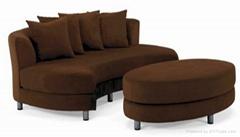 Modern Livingroom Fabric sofa set(YH-S016)