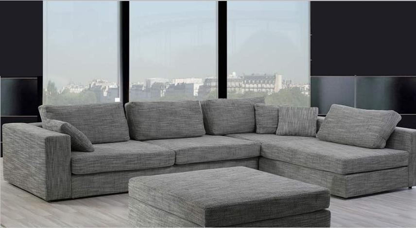 Leisure Livingroom Fabric sofa set(YH-S028) - YaHua (China Trading ...