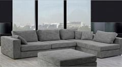 Leisure Livingroom Fabric sofa set(YH-S028)