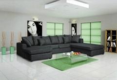 Livingroom Fabric sofa(YH-S041)