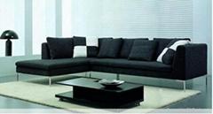 Modern Livingroom Fabric sofa set(YH-S030)