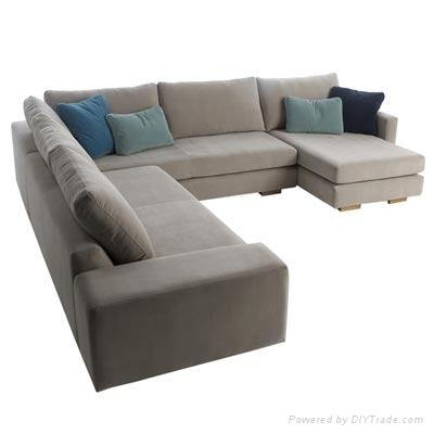 modern livingroom fabric sofa set yh s042 china trading