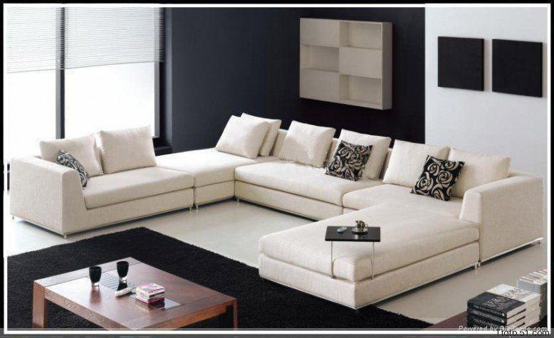 Moder Livingroom Fabric sofa set(YH-S001) 1