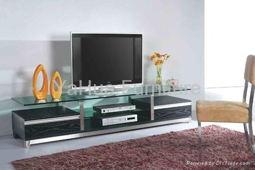Modern livingroom tv stand yahua china trading company - Dresser as tv stand in living room ...