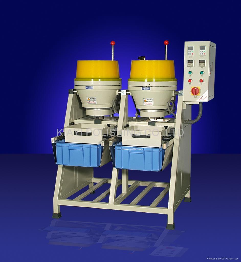 Surface polishing machine 1