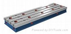 数控龙门移动式镗铣床工作台