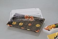 plastic sushi tray