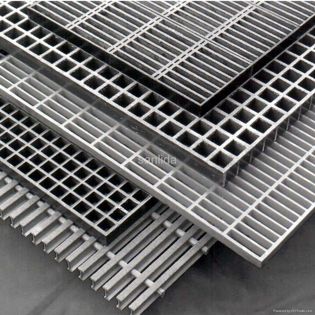 Steel Grid Plate Sld Sanlida China Manufacturer