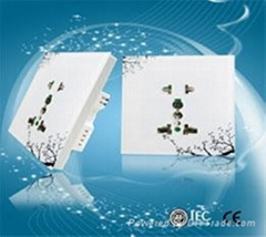 Electric Wall Sockets For Asia