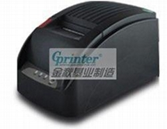 58mm Thermal Receipt Printer, Pos Printer, 130mm/S