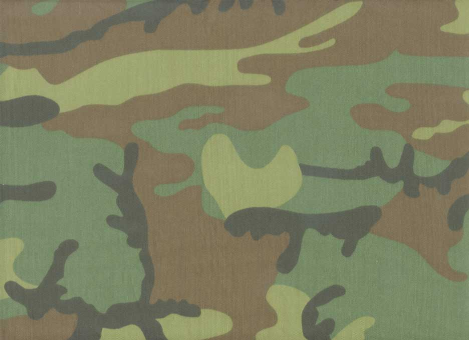 Anti-Infrared Reflection Camouflage Fabric 3