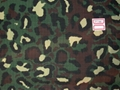 IRR Ripstop Jungle Camouflage Fabric 4