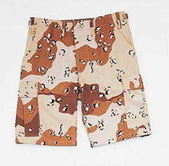 BDU Army Shorts