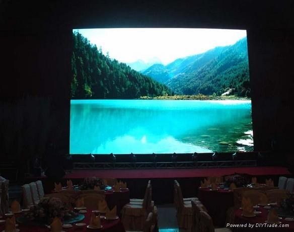 智能彩色广告电子屏幕 3