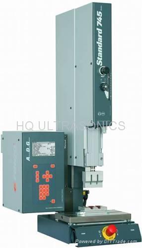 靈高超聲波焊接機 1