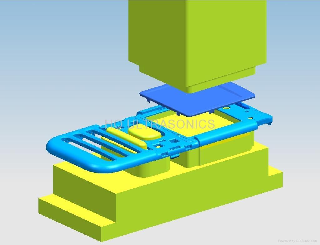 靈高超聲波焊接機 5