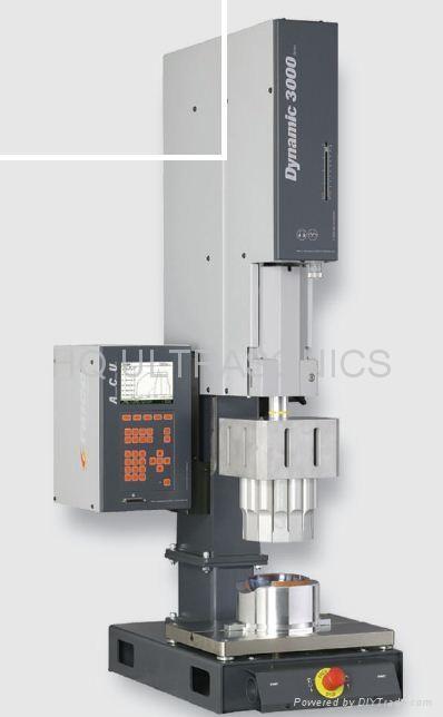 PA66(尼龍)+GF(玻纖)超聲波焊接機 1