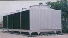 第三方权威认证 供应武汉玻璃钢冷却塔