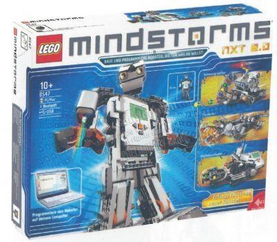 Lego 8547 Mindstorms NXT 2 0 Robotics Kit (United States of