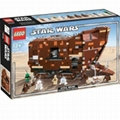 Lego Star Wars Set Sandcrawler #10144