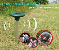 solar gopher repeller