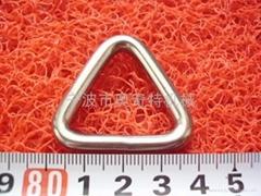 不锈钢三角环