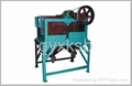 Jigger machine for ore