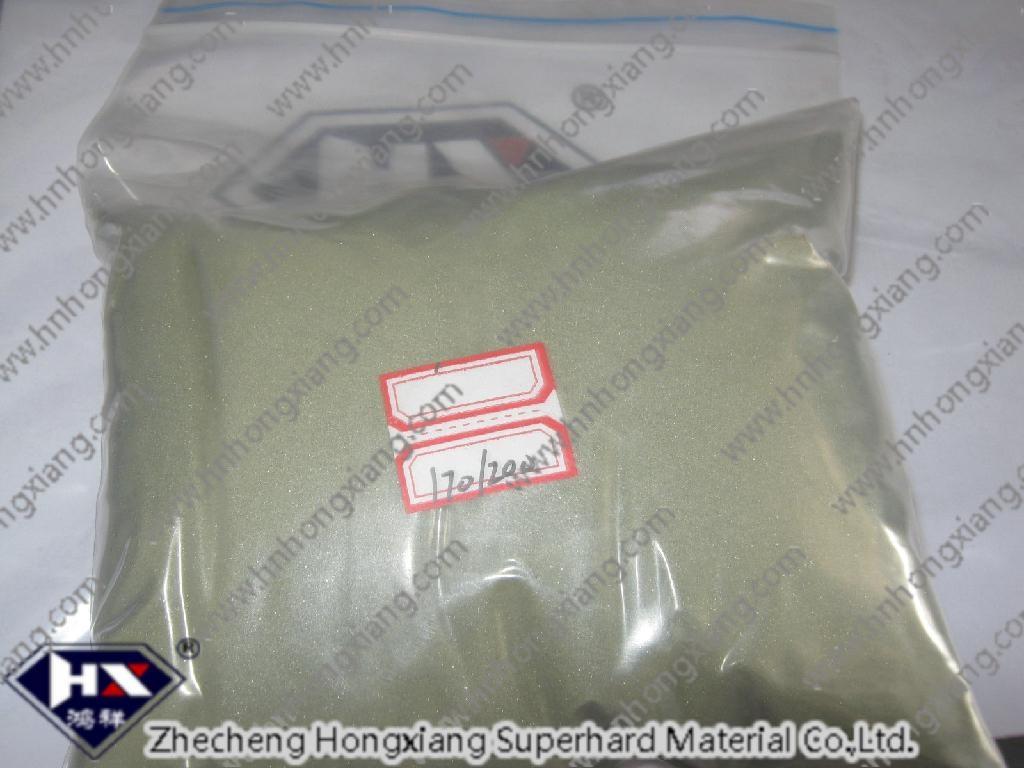 Synthetic diamond powder RVD 1